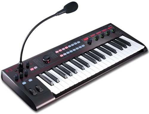 Korg R3 Synth & Vocoder