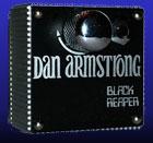 Dan Armstrong Black Reaper