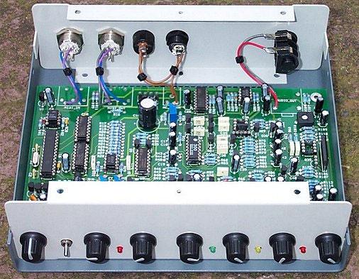 TM3030 Roland TB303 clone