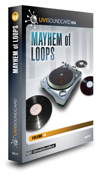 UVI Mayhem of Loops