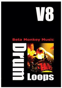 Beta Monkey rock drums