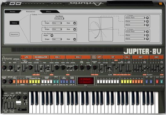 Jupiter 8v
