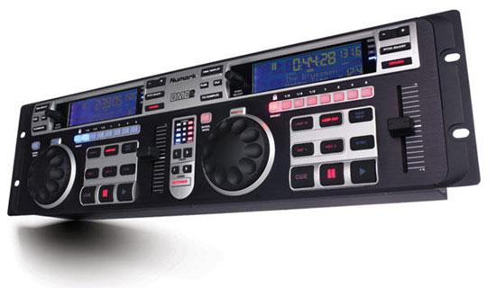 Numark Rackmount DJ Controller