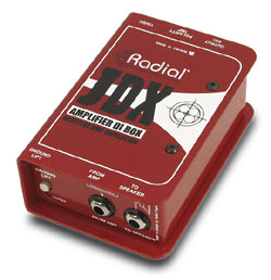 Radial JDX Direct box