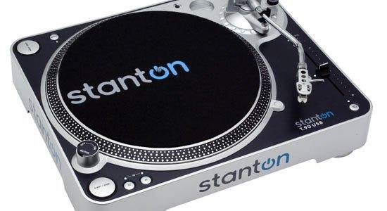 Stanton USB DJ Turntable