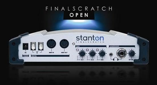 Stanton Finalscratch Open