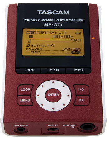 Portable Variable Speed MP3 Player