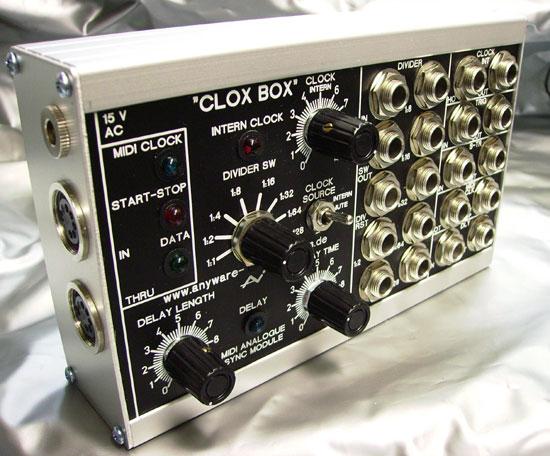 Clox Box
