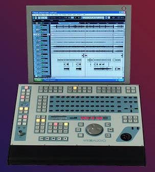 Edit DAW controller