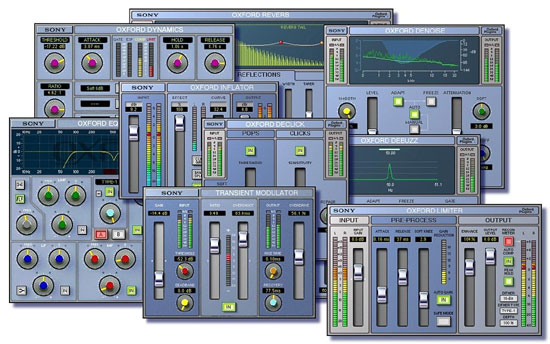 Sonnox plugins