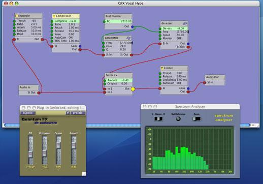 db audioware Updates Modular Effects System