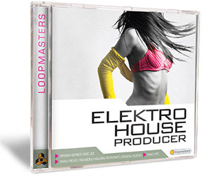 PowerFX Releases Electro-House and Elektro House Producer Sample/Loop Libraries