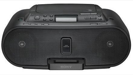 Sony iPod boombox