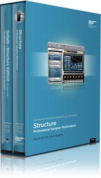Structure Sampler