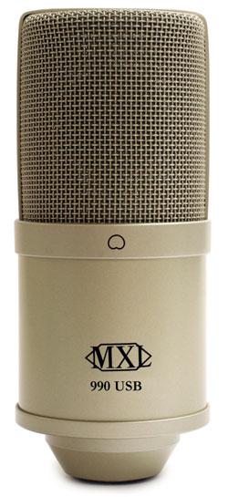 MXL 990 USB Mic