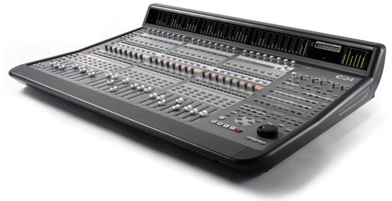 Digidesign Ships C|24 Control Surface For Pro Tools Systems