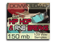 Hip-Hop and RNB Breaks