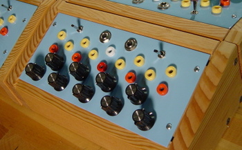Little Boy Blue Synthesizer