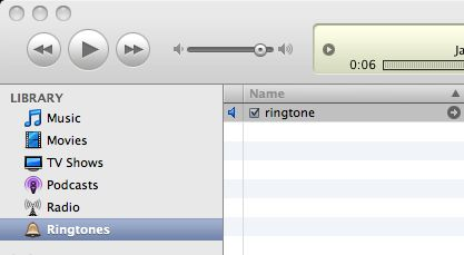 Check Your Ringtone In iTunes And Sync It