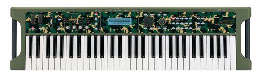 bizarro korg keyboard