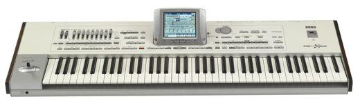 Korg Keyboard Workstation