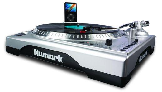 Numark iPod Turntable