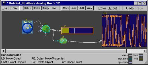 Analog box