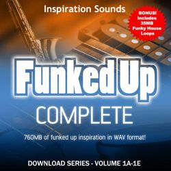 Funked Up funk sample collection