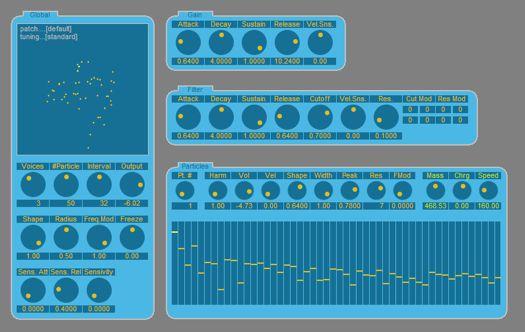 Mutagene POCAS Freeware Synthesizer