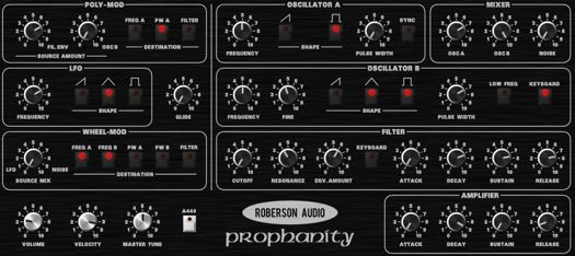 Prophanity virtual prophet V