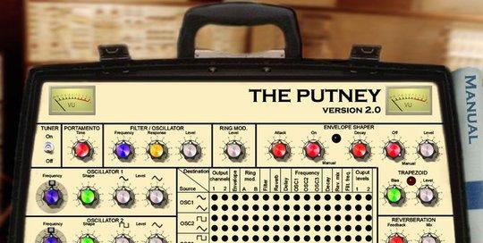 Putney Virtual Synthesizer