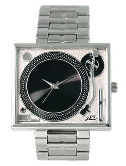 Turntable Watch