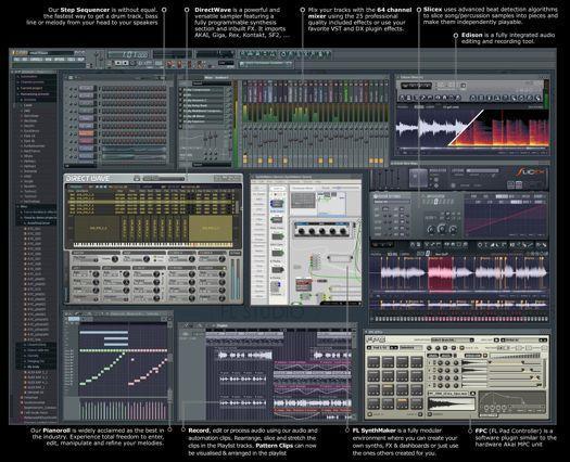 Fl Studio 8 Released – Synthtopia