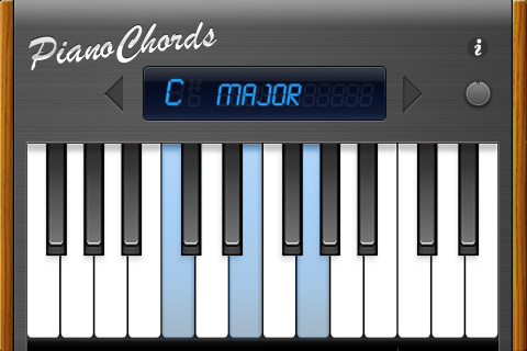 Contemporary Piano Chord Finder Software Image Collection Beginner