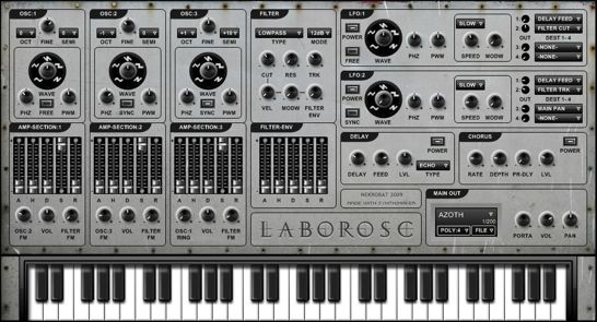 free synthesizer software download
