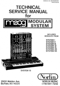 Free Downloadable Synth Manuals