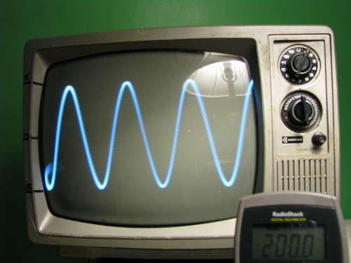 turn-tv-into-oscilloscope