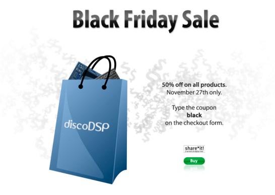 discodsp-black-friday
