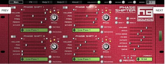 phase-shifter