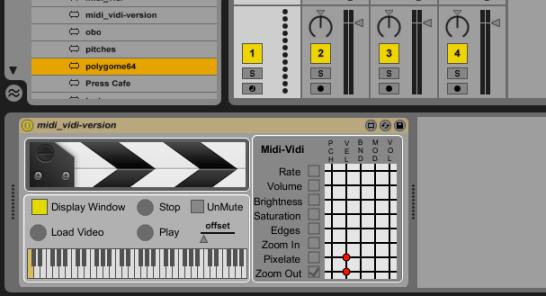 MIDI-VIDI