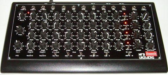 mfb-urzwerg-step-sequencer