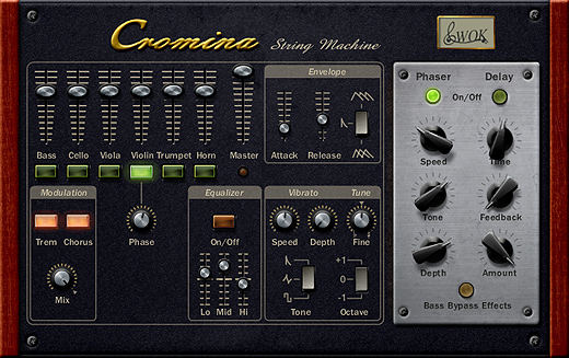 crominia-string-machine