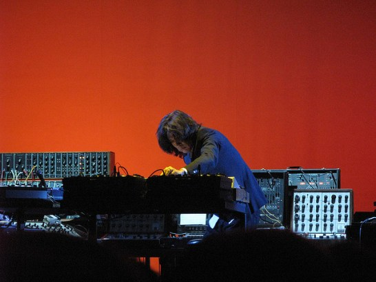 Jean Michel Jarre on analog synthesizers