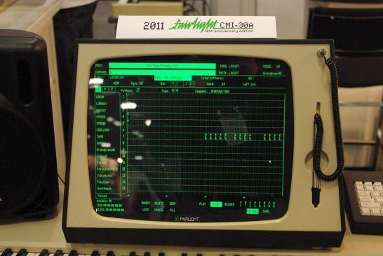 Fairlight CMI 30A