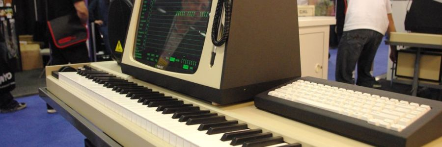 Fairlight CMI-30A