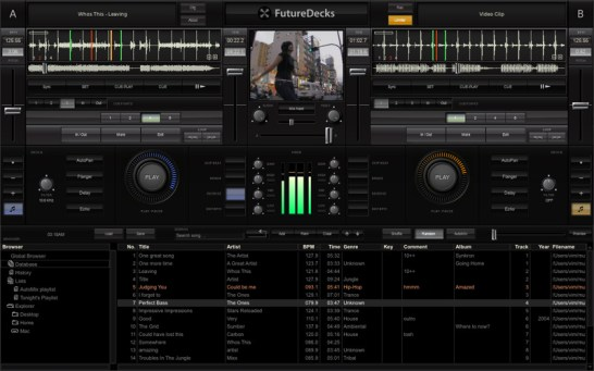 FutureDecks DJ