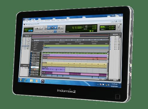 Indamixx 2 Pro Tools Tablet