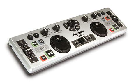Numark DJ 2 GO MIDI Controller