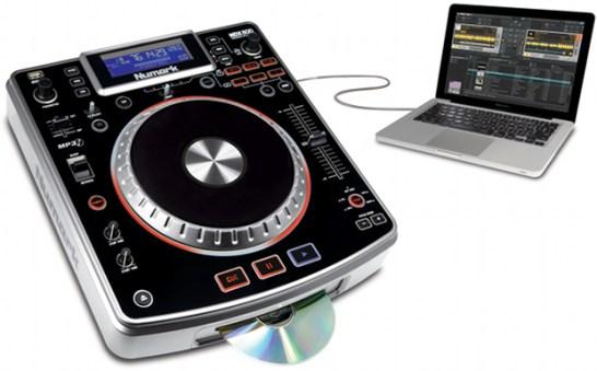 Numark NDX800 DJ Controller