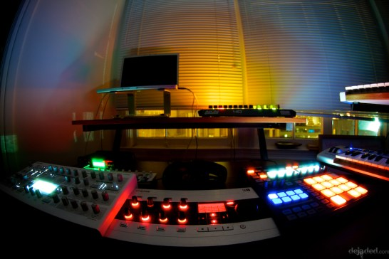 The iLL.F.O's Lair of Synth Iniquity